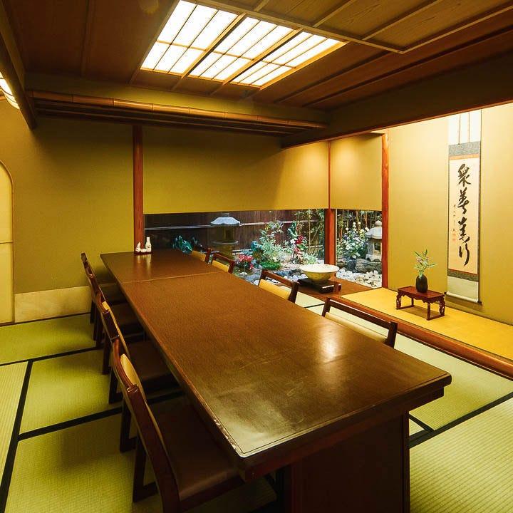 日本建築の粋を集めた…洗練の空間