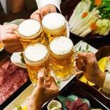 仲間との気軽な宴会に。親族の祝席や法要に。多様なシーンでご利用ください
