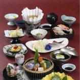 【ミニ懐石 華】季節の魚しゃぶ付「はな菖蒲」