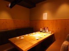 板前寿司 銀座ウォータータワー店 店内の画像