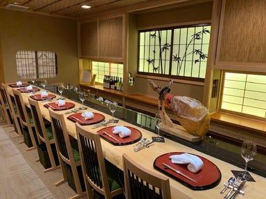 京野菜フレンチ懐石 祇園 重なが  店内の画像