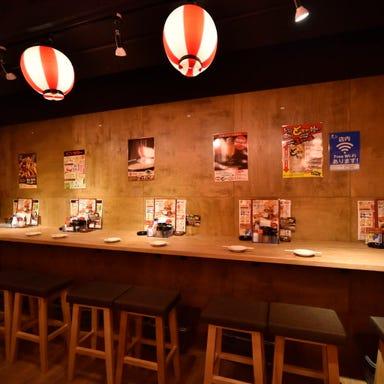 水炊き・焼鳥 とりいちず酒場 六本木店 店内の画像