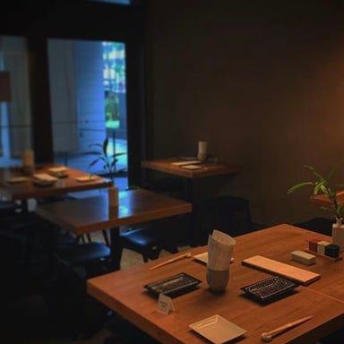 赤坂茶房  店内の画像