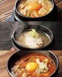 本場韓国のシェフに学んだ味を、吟味屋風にアレンジ
