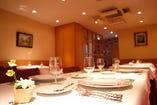 2F テーブル席(16名様~ご予約承ります)