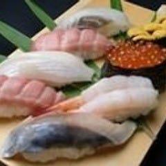 寿司盛り合せ※8カン