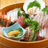 <2時間飲み放題付>大漁宴会コース6,000円