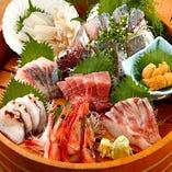 <2時間飲み放題付>漁師宴会コース 5,000円