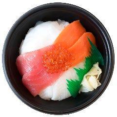王道の美味さ 海鮮丼