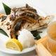 日替わり焼き魚は当店一押しメニュー