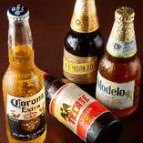 地ビールご用意しております!瓶で飲むから臨場感◎