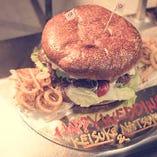 ☆ MEGA ☆ グッドモーニング・ハンバーガー