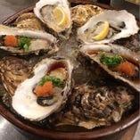 【当店名物牡蠣】 仙台で美味しい牡蠣をお探しであれば当店へ