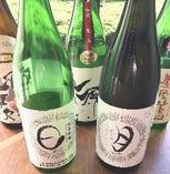 全国こだわりの『美味しい日本酒』ご用意しております☆