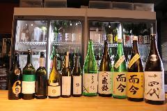 蕎麦と日本酒 八福寿家 恵比寿