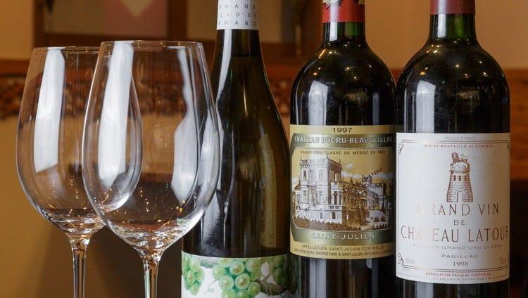 長野県のワイナリーで生まれた希少なヴィンテージワインをご提供