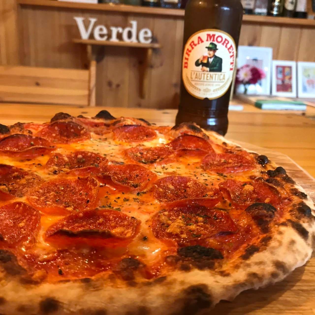 Pizza Verde(比萨维尔德)