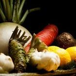 旬の野菜たち【様々な産地より旬にあわせて】