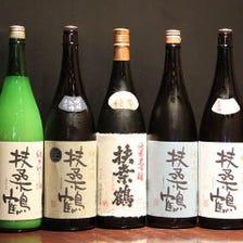 錦糸町の隠れた日本酒専門店