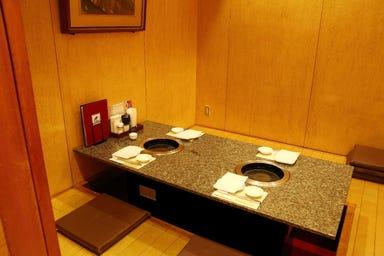 仙台牛焼肉 バリバリ 青葉通り店 店内の画像
