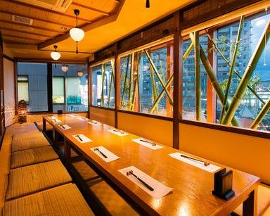 和食 鶏料理 けんび  店内の画像