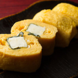 チーズの玉子焼き