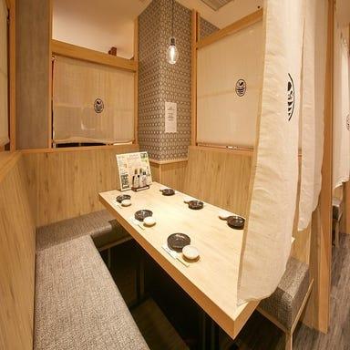 全席個室 寿司居酒屋 しもず 品川港南口  店内の画像