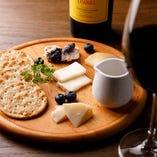 特選チーズ 盛り合わせ