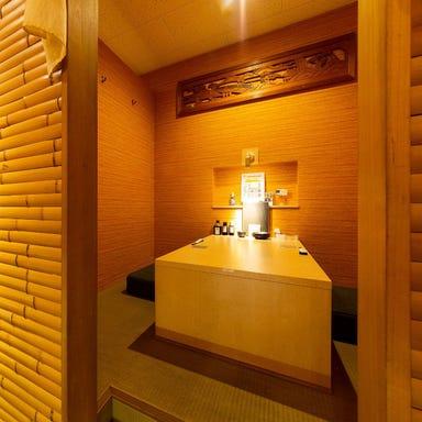 全席個室 居酒屋 九州和食 八州 長崎思案橋店 店内の画像