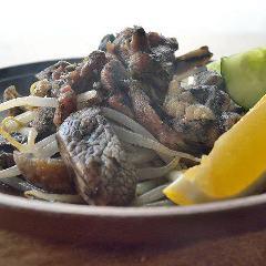鹿児島県産 さつま鶏の炭火焼き