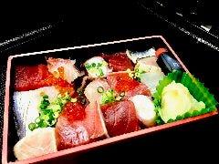 海鮮はらちらし弁当