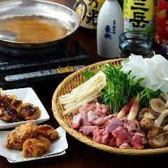 焼き鶏 山椒なべ とり粋 梅小路本店