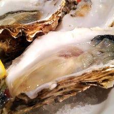 宮城県女川町産の生牡蠣