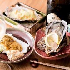 宮城県女川町産の生牡蠣(こだわり)