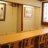 各種ご宴会・法要のお食事などに最適な座敷。10~30名様で利用可