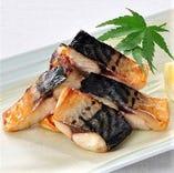 鯖のコロコロ焼き