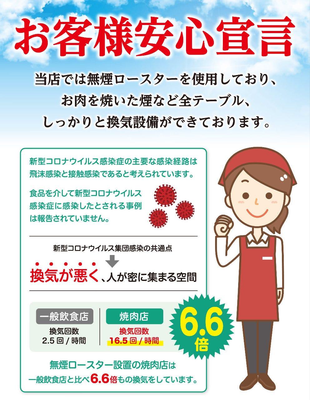 山形牛焼肉 牛兵衛 草庵 浜松遠鉄店