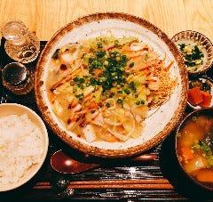 [長崎] 長崎皿うどん定食