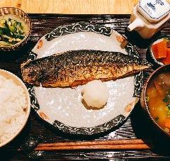 [佐賀] トロトロ塩さば焼き定食