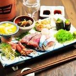 【鮮魚】九州朝どれ 活魚刺し 全8種