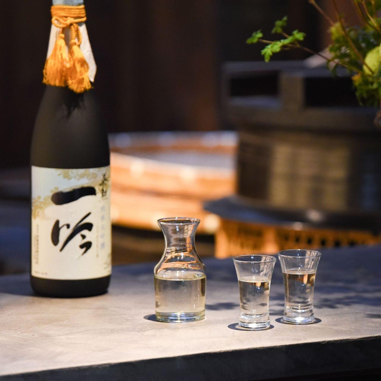地酒と京フレンチのマリアージュ