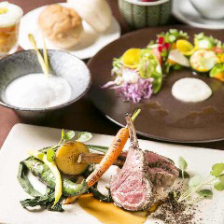 【Prefix Dinner/プリフィックス】お好きなオードブル、メインを選ぶ京フレンチディナー 7,150円