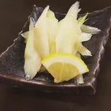 【1位】国産セロリのレモン漬け