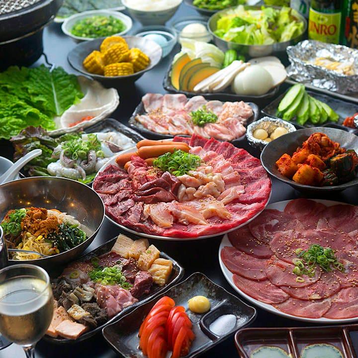 全112品の全てが食べ放題!食べ飲み放題のご宴会で全員満足☆