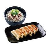 餃子・ミニ丼セット