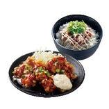 タルチキ・ミニ丼セット