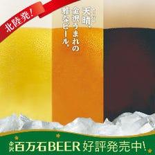 天晴、金沢うまれの粋な地ビール