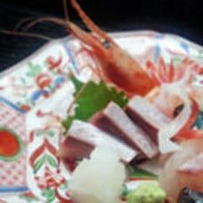 日本海で獲れた新鮮な海の幸を堪能