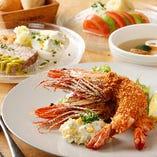 【コース】 フレンチベースの洋食をコースでお楽しみください