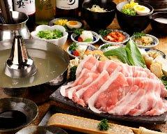 豚しゃぶ英 京都四条烏丸店